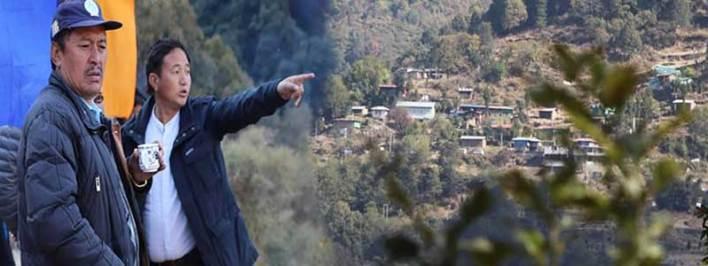 Tawang: Sarkar Apke Dwar held at Bomzha
