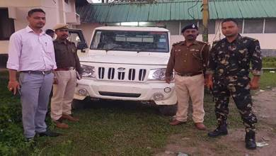 Photo of Itanagar: Capital Police recovered stolen vehicle