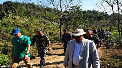 Photo of Arunachal: Minister inspects Mega food Park site after CS