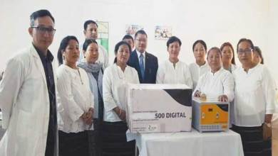 Photo of Arunachal: WASE donates Digital Voltage Stabliser to the Blood Bank