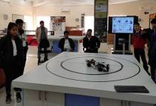 Photo of LEGO EV3 Robotic Competition held