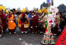 Photo of Arunachal: TOR-GYA a monastic dance with rituals festival begins in Tawang