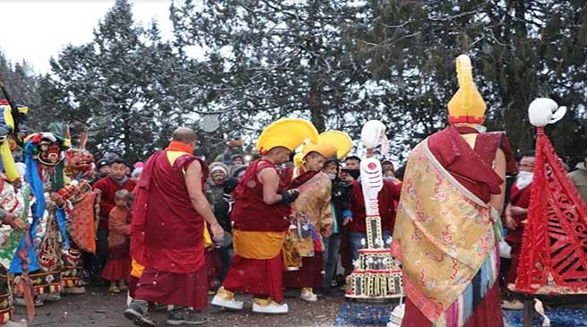 Arunachal: TOR-GYA a monastic dance with rituals festival begins in Tawang
