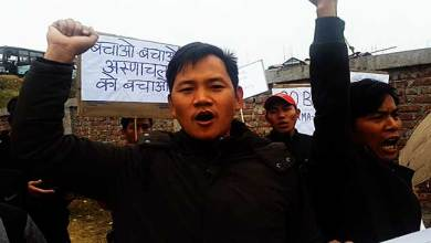 Photo of AISU demands deportation of Chakma, Hajong, and Tibetan refugees
