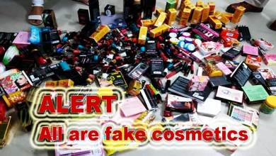 Itanagar: Capital police Recovered Counterfeit Cosmetic Items worth of Rs 18 lakhs