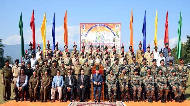 Arunachal: Governor participates in the 'Ek Bharat Shrestha Bharat' programme