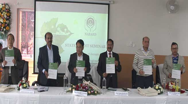 NABARD estimates exploitable credit potential of ₹712.5 crore for priority sector in Arunachal Pradesh for 2020-21