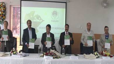 Photo of NABARD estimates exploitable credit potential of ₹712.5 crore for priority sector in Arunachal Pradesh for 2020-21