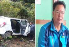 Photo of Arunachal: Police officer dies in a road accident near Pakke Kessang
