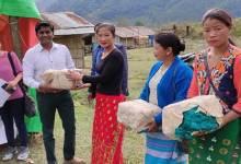 Photo of Arunachal: Sarkar Aapke Dwar held at Ramgang, Nari Camp and Namcher Bagang
