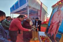 Photo of Arunachal: Chowna Mein inaugurates VKV Namsai