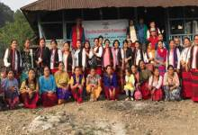 Photo of Arunachal: ABKWW East Siang conducted mass awareness campaign