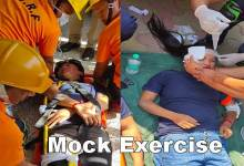 Itanagar: Mock Exercise conducted to check Earthquake Preparedness