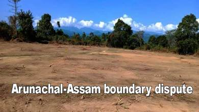 Photo of Arunachal-Assam boundary dispute: Video of Dollungmukh goes Viral