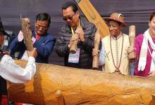 Photo of Arunachal: Chowna Mein attends Oriah Festival of Wancho Community