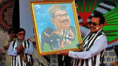 Arunachal: Chowna Mein graced the 45th Nyokum Yullo Festival