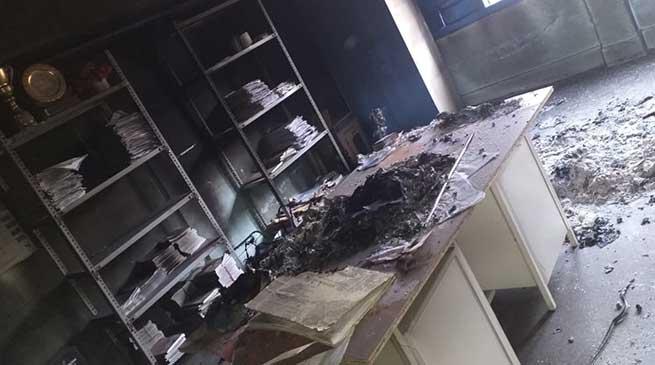 Arunachal: Karsingsa Secondary School's office room burnt down