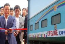 Photo of Arunachal: Alo Libang inaugurates Lifeline Express