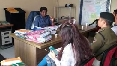 Arunachal: Meeting convened on traffic management at Seppa
