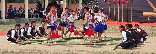 Arunachal: Chowna Mein attends Oriah Festival of Wancho Community