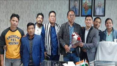 Arunachal: Mama Natung assures for all possible support to Para Sportsperson