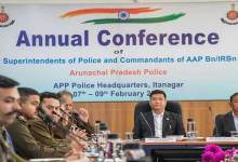 Itanagar: We need to focus Law and Order Situation of twin Capital City- Felix