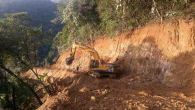 Photo of Arunachal: People's movement restricted in Tali area due to road formation cutting and blasting