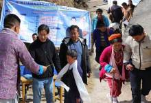 Photo of Arunachal: SAD held at Shogtsen village near Indo-Tibet border