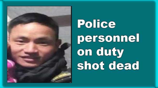 Arunachal: Police personnel on duty shot dead at CJM court campus
