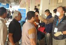 Coronavirus Screening begins in Arunachal Pradesh- Dr Jampa