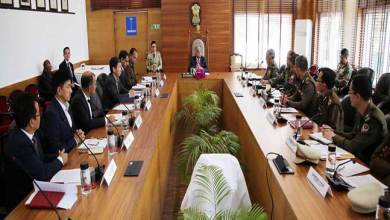 Photo of Arunachal Governor chairs high-level security meeting