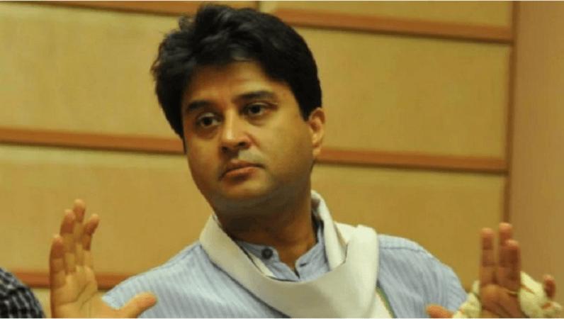 Jyotiraditya Scindia resigns from Congress
