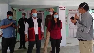 Photo of Coronavirus Scare: Kaling Moyong holds emergency meeting
