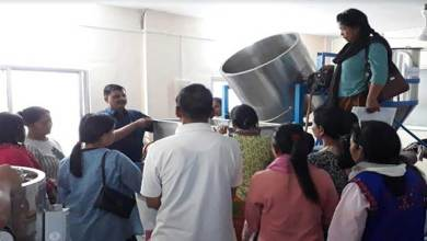 Photo of Arunachal: Training Programme on Cultivation of Milky Mushroom at CHF CAU Pasighat