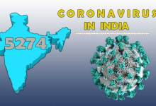 Photo of Coronavirus (COVID-19) status in India: Cases rise to 5274, 149 death