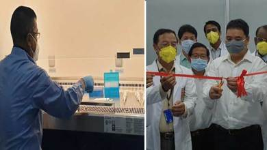 Photo of Arunachal: State's own Covid-19 testing lab inaugurated at TRIHMS