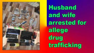Photo of Itanagar: Husband and wife arrested for allege drug trafficking