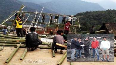 Photo of Arunachal: AYOF extends relief assistance to the Kaying fire victims