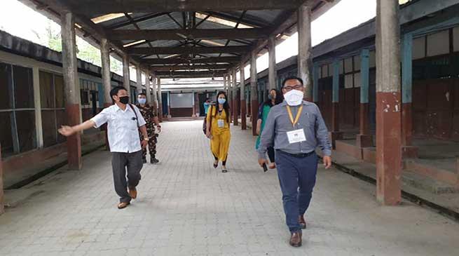 Coronavirus Crisis:Capital Admin setup Second Relief camp for migrant labourers
