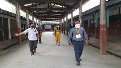 Photo of Coronavirus Crisis: Capital Admin setup Second Relief camp for migrant labourers