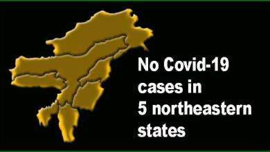 Photo of Coronavirus: No Covid-19 cases in 5 northeastern states