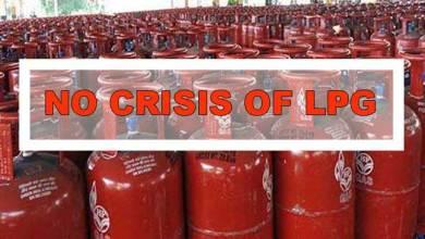 Photo of AItanagar:No crisis of LPG gas cylinder- Talo Potom