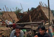 Photo of Itanagar: Strong winds damages several houses in capital complex