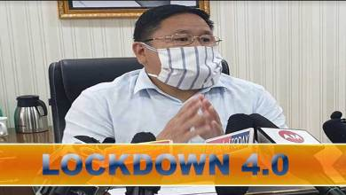 Photo of Itanagar: 144 CrPc will continue in lockdown 4, maintain social distancing, wear face mask – DC Capital