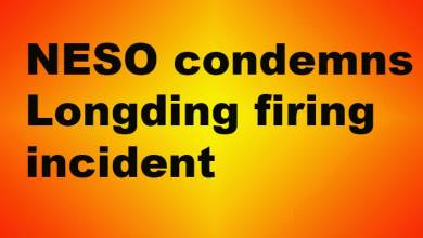 Photo of Arunachal- NESO condemns Longding firing incident