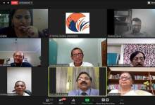 "Photo of Assam: RGU organised webinar on ""The new normal for Education sector post lockdown"""