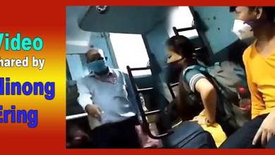 Photo of Arunacha: A video shared by Ninong Ering of Railway staff misbehaving with NE people goes viral