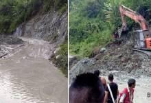 Photo of Arunachal: Surface communication restored to Anjaw