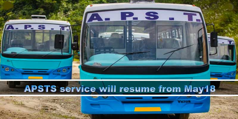 Arunachal: APST Bus Service will be resumed from May18