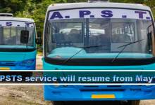 Photo of Arunachal:  APST Bus Service will be resumed from May18